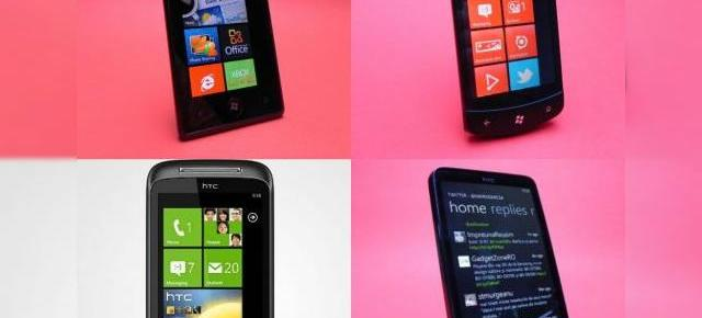 TOP 5: Telefoane cu Windows Phone 7