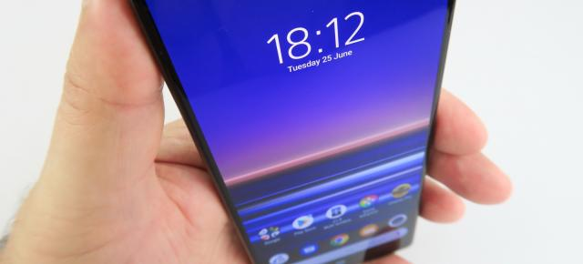 Sony Xperia 1: Conectivitate all inclusive