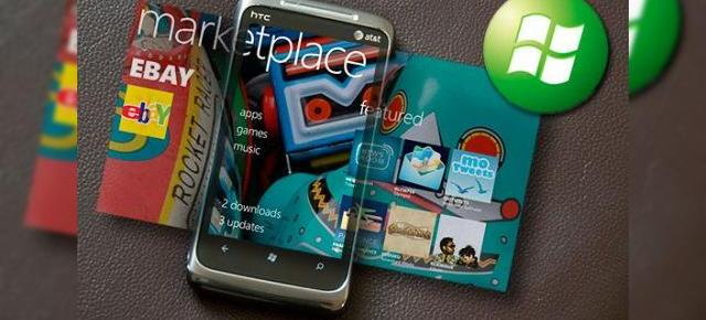 Windows Phone Marketplace a ajuns la peste 30.000 de aplicații