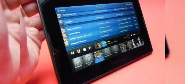 RIM nu renunță la tableta BlackBerry PlayBook