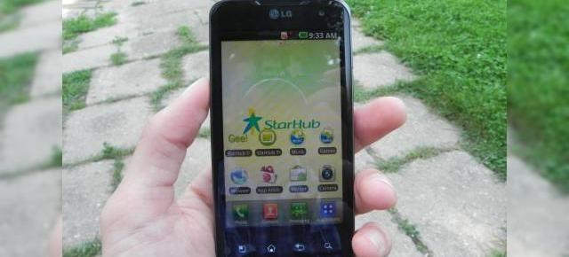 LG Optimus 2X nu va primi Android Ice Cream Sandwich 4.0