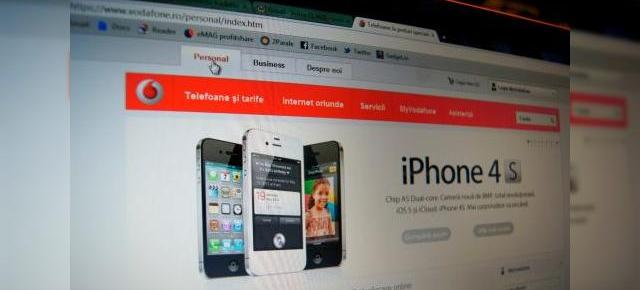iPhone 4S În oferta Vodafone și Orange - Care este mai avantajoasă?