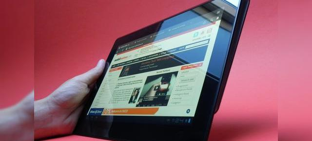 Review Sony Tablet S - Mobilissimo.ro analizeaza la sange prima tableta PlayStation din Romania (Video)