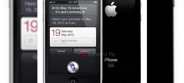 Siri pe iPhone 3GS Într-un port de succes, care permite acces la serverele Apple (Video)