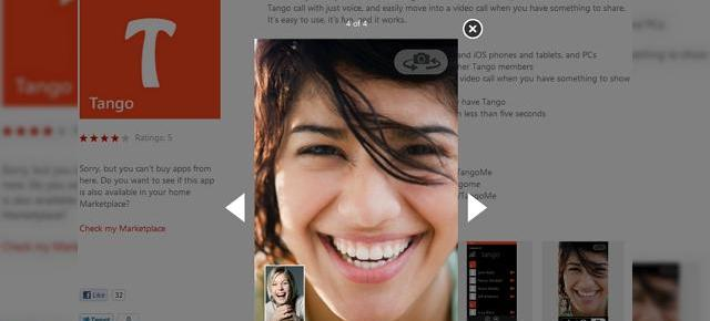 Microsoft a descoperit Facetime?! Video chat pe Windows Phone 7.5 prin aplicația Tango (Video)