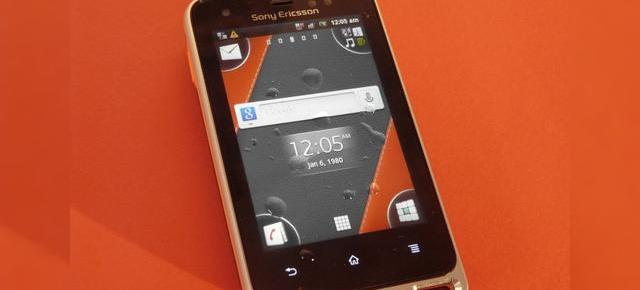Din puț În lac - Sony Ericsson Xperia Active Unboxing (Video)