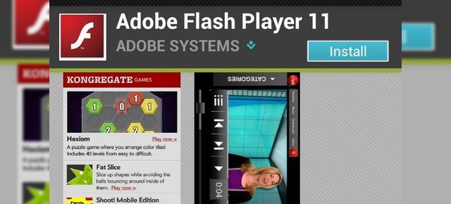 Flash Player 11.1 și AIR 3.1 disponible acum... nu și pe Android 4.0/Galaxy Nexus