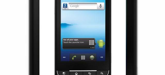 LG Optimus 2, un nou telefon Android entry level - iată detalii