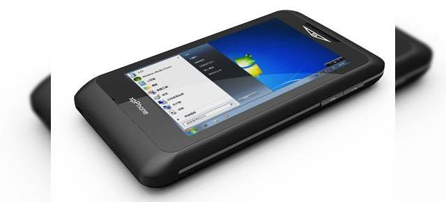 xpPhone2, smartphone cu Windows 7 și Win 8, acum un device real
