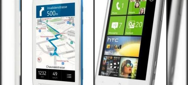 Nokia Lumia 710 vs HTC Radar - duel Între telefoane cu Windows Phone