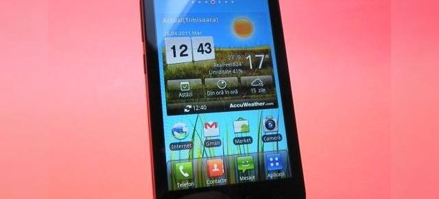 LG Optimus Black primește Android 2.3 Gingerbread; Actualizare disponibilă În India, Europa
