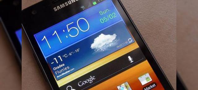Android 4.0 pe Samsung Galaxy S II; ROM-ul oficial a ajuns pe web prematur! (Video)