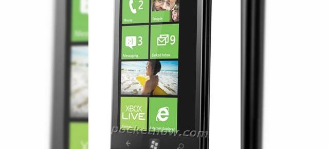 LG Miracle - un zvon despre un telefon cu Windows Phone sud-coreean