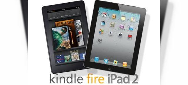 Cota de piață iPad știrbita de Amazon Kindle Fire! Tableta Apple ajunge la 57%, Kindle Fire la 14%