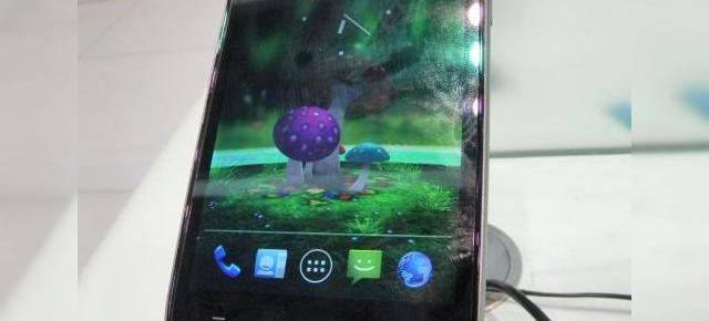 MWC 2012: ZTE PF112 HD preview - fratele geamăn pierdut al lui Galaxy Nexus (Video)