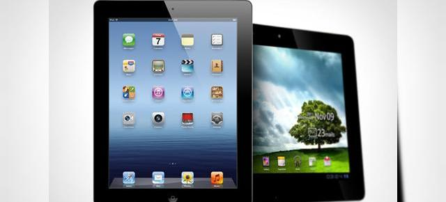 Teste de benchmark: Noul iPad vs ASUS Transformer Prime (video)
