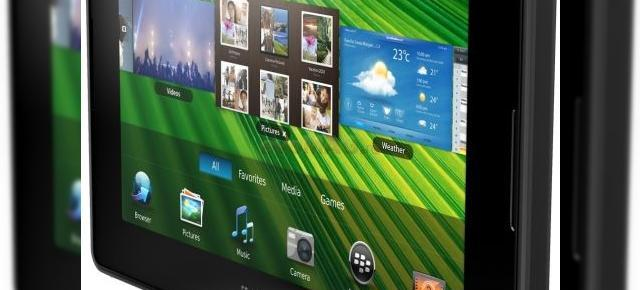 Tableta BlackBerry PlayBook va primi versiunea BlackBerry 10
