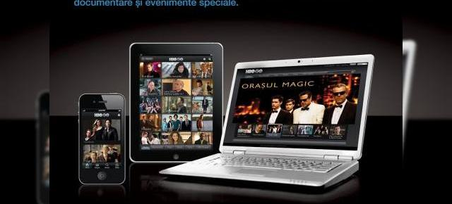 HBO GO, serviciu de video on demand disponibil clienților de televiziune Romtelecom