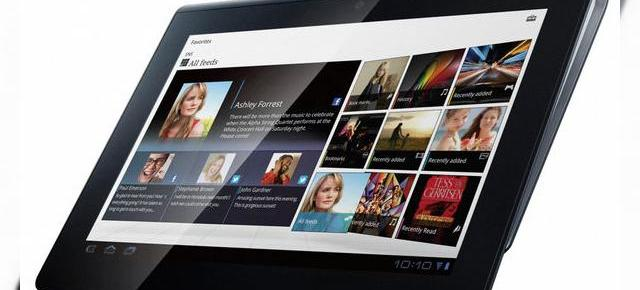 Sony Tablet S primește Android 4.0 Ice Cream Sandwich