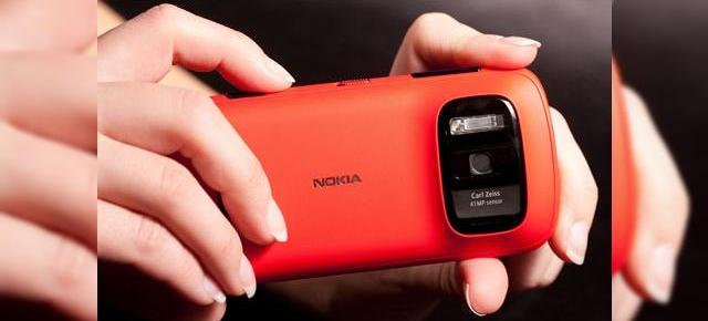 Nokia 808 PureView pe Windows Phone?