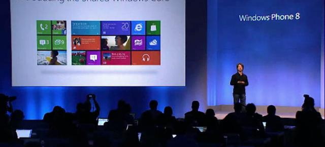 Windows Phone Summit 2012 Înregistrat complet; Iată anunțul lui Windows Phone 8! (Video)