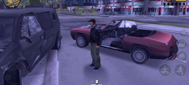 GTA III 10 Year Anniversary Edition Review (Android) - un joc 3D clasic, dar cu probleme de control (Video)