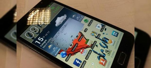 Samsung Galaxy Note a primit Android 4.0.4 În Germania și aduce Pop up Play