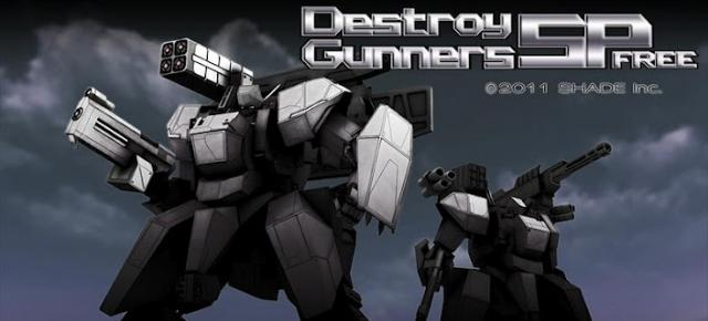 Destroy Gunners SP Free review - joc gratuit cu roboți pentru pasionații de Transformers/Macron 1/Power Rangers (Video)