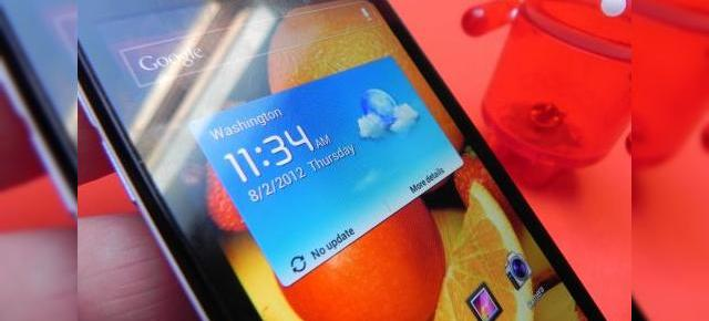 Huawei Ascend P1 preview - telefon Android arătos la o primă privire Mobilissimo.ro (Video)