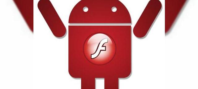 Adobe retrage Flash pentru Android