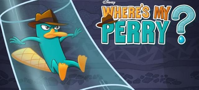 Where's My Perry Review - cel mai distractiv joc pentru Android de la Angry Birds Încoace (Video)