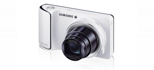 IFA Berlin 2012: Samsung GALAXY camera - fuziunea dintre Android și aparat foto & video