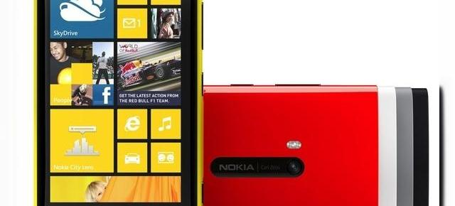 Nokia Lumia 920 - specificații confirmate