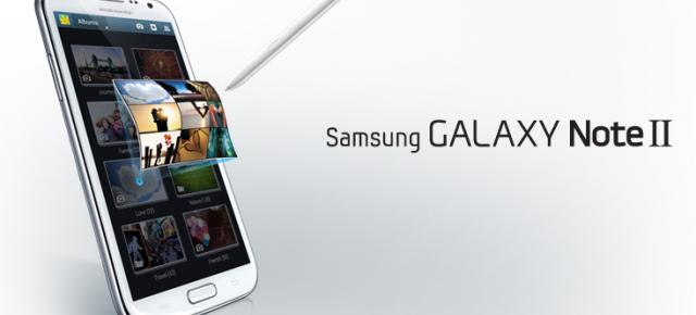 Samsung Galaxy Note II are un sistem nou și fantastic de multitasking; Iată și alte funcții interesante! (Video)