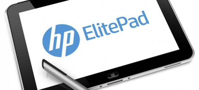 HP anunță ElitePad 900, o nouă tableta Windows 8 cu funcții business