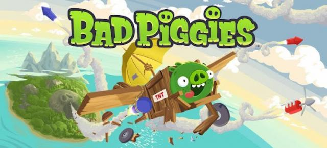 Bad Piggies review - cel mai atractiv joc de la Rovio de la primul Angry Birds Încoace (Video)