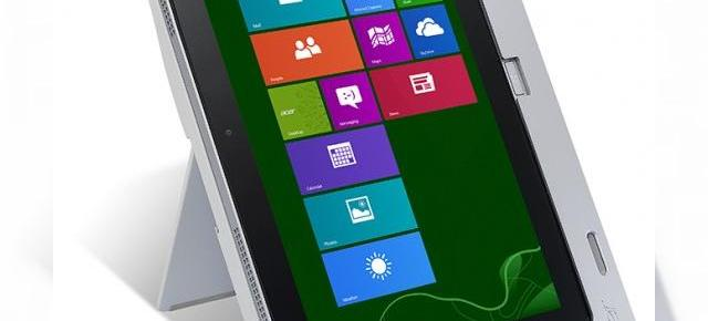 Acer Iconia W700, tabletă de top cu Windows 8
