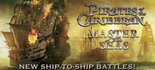 Pirates of the Caribbean: Master of the Seas, joc gratuit de la Disney pentru cei care se simt pirați (Video)