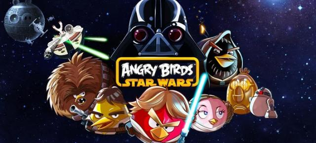 Angry Birds Star Wars Review: peste 100 de nivele noi, Luke Skywalker, lasere și roboței! (Video)