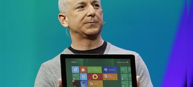 Steven Sinofsky, șeful inițiativei Windows 8 pleacă de la Microsoft