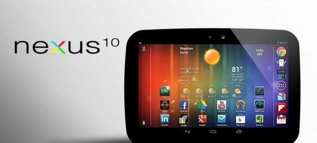 Cele mai bune tablete cu Android de 10.1 inch: Google Nexus 10 vs Samsung Galaxy Note 10.1 vs ASUS Transformer Infinity TF700T