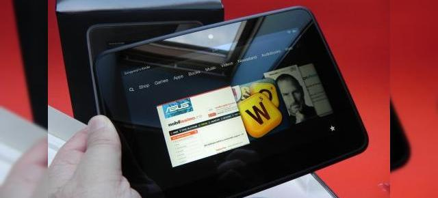 Amazon Kindle Fire HD 7 unboxing: scoatem din cutie marele rival al lui Nexus 7 (Video)