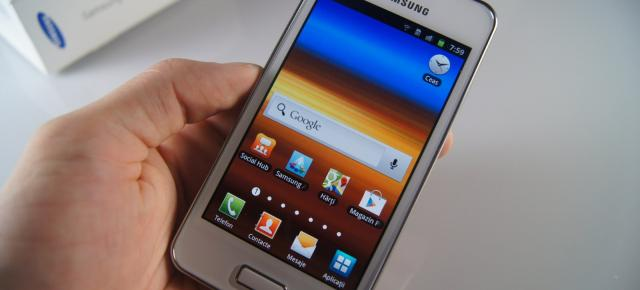 Samsung Galaxy S Advance primește Android 4.1 Jelly Bean din ianuarie 2013