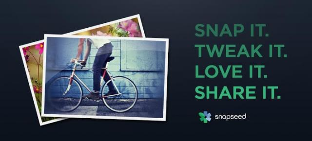 Snapseed Review: editare foto la superlativ, acum sub tutela Google (Video)