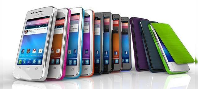 CES 2013: Alcatel One Touch X'Pop, S'Pop, T'Pop - trio de telefoane Android din categoria low-cost