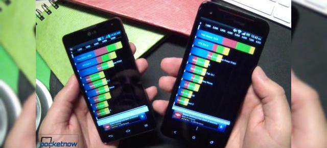 HTC Droid DNA versus LG Optimus G: o comparație a flagship-urilor (Video)