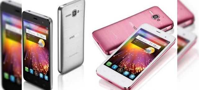 Alcatel One Touch Star, telefon Jelly Bean de 234 de euro