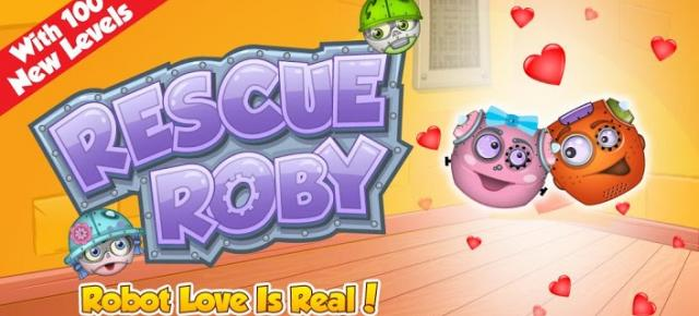 Rescue Roby review: un puzzle fizic mai antrenant decât Amazing Alex (Video)