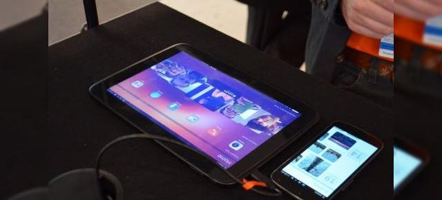 MWC 2013: Ubuntu Touch Phone și Ubuntu Tablet OS În acțiune În Barcelona Într-un hands on detaliat (Video)