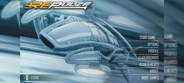 Repulze review: un super joc de curse cu hovercraft, În pur stil Wipeout (Video)